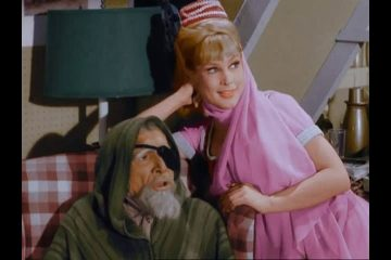 I Dream of Jeannie – SE1 EP8 – The Americanization of Jeannie